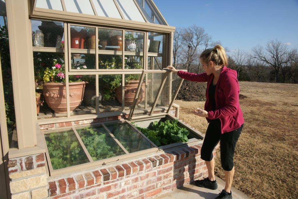 A Cold Frame Gives You Jump On The