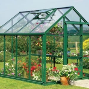 Hartley Tradition 8 Greenhouse