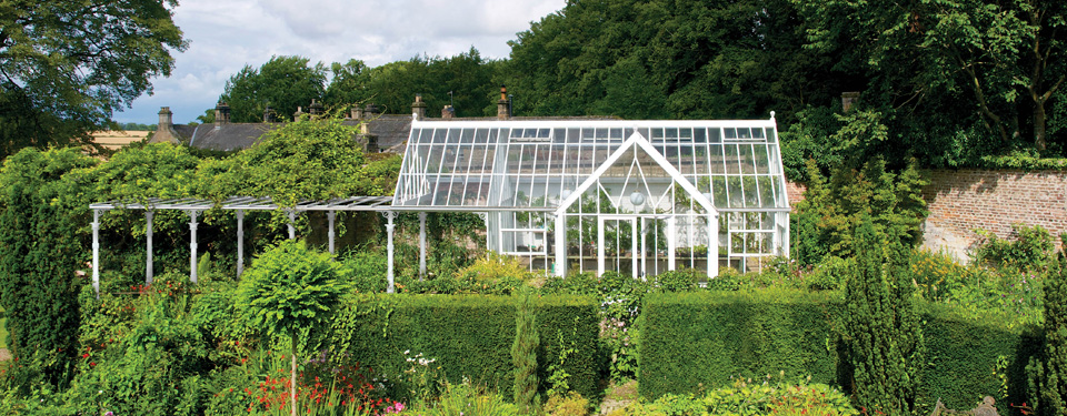 The Architectural Glasshouse Range By Hartley Botanic