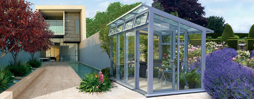 10 Gorgeous Greenhouses To Get You Excited For Spring |Contemporary Greenhouses