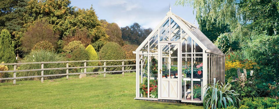 Victorian Chelsea Greenhouse Glass To Ground By Hartley