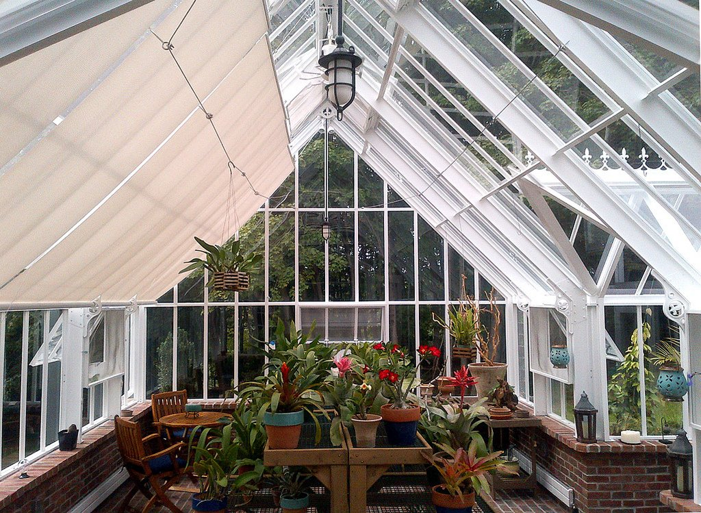 Custom built linked glasshouse_8204672765_l