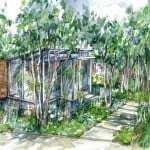 Chelsea Flower Show Opus Glasshouse Design