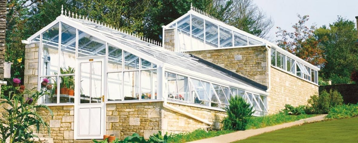 Bespoke Lean-to Greenhouse 4