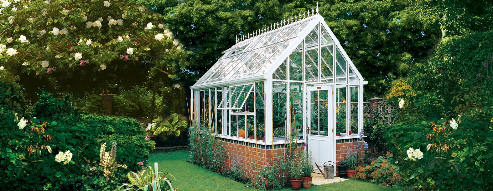 Victorian greenhouse plans designs for Build a victorian greenhouse