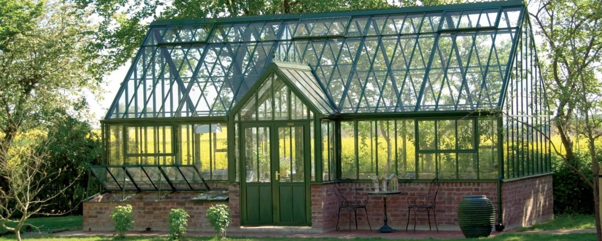 Victorian Manor Greenhouse 27 By 13 5