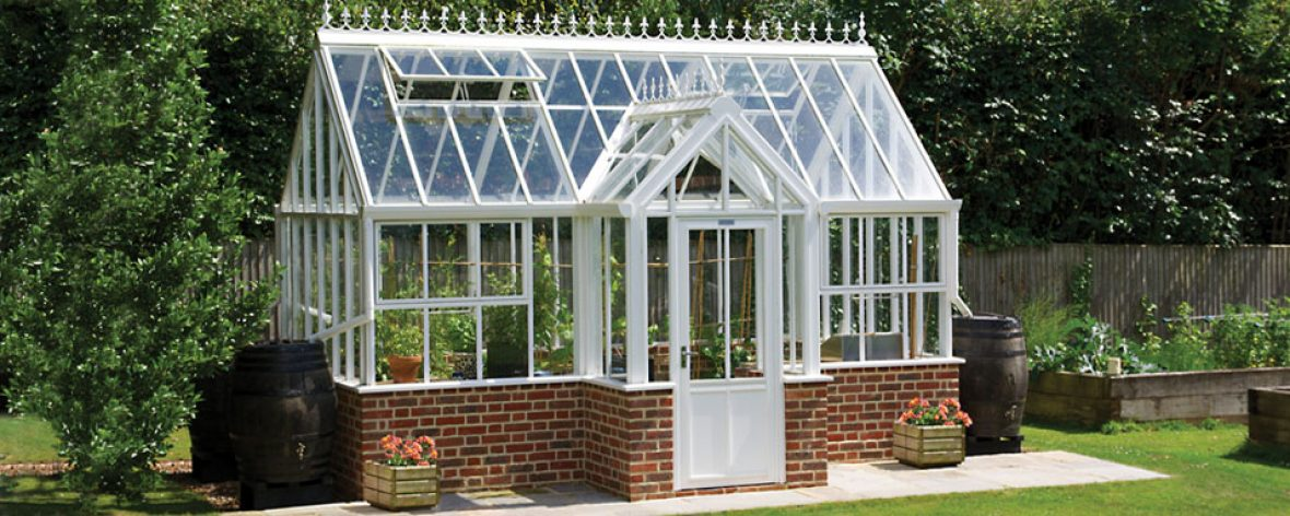 Victorian Villa Greenhouses A Custom Made Greenhouse By