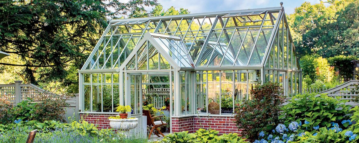 Custom Made Greenhouse 1 Hartley Botanic
