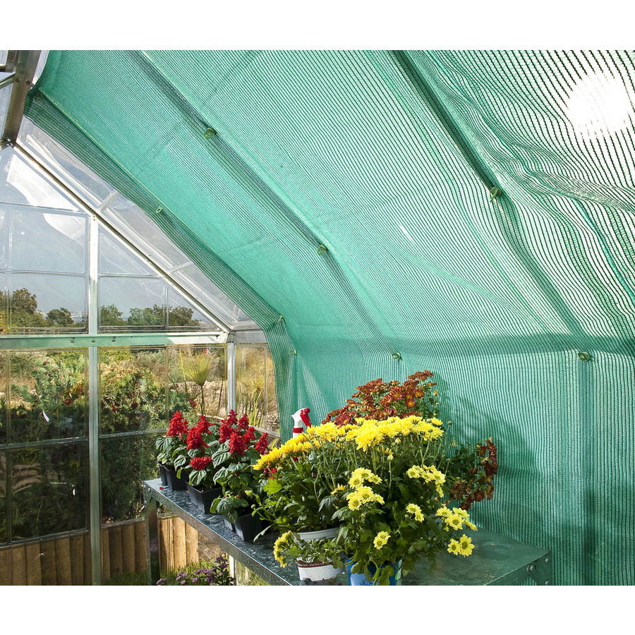 Shade Cloth - the greenhouse savior, no matter what ...